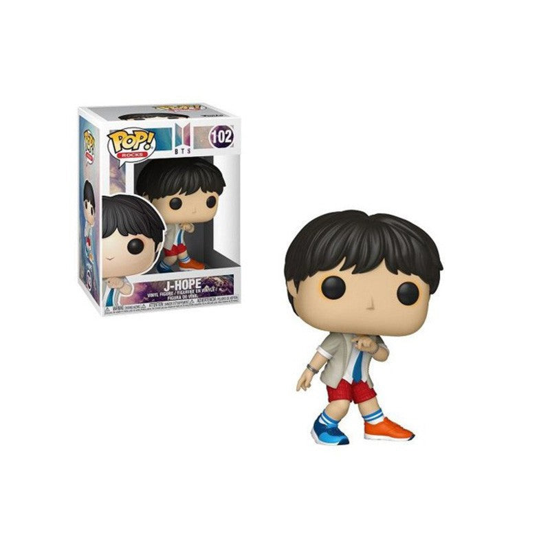 FUNKO POP Rocks: BTS - J-Hope Vinyl Figure