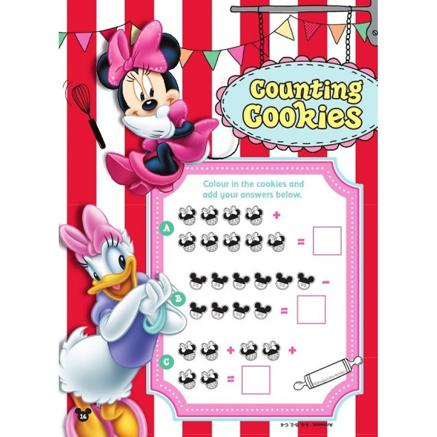 Disney Mickey & Friends Friendship Colouring & Activity Book 2