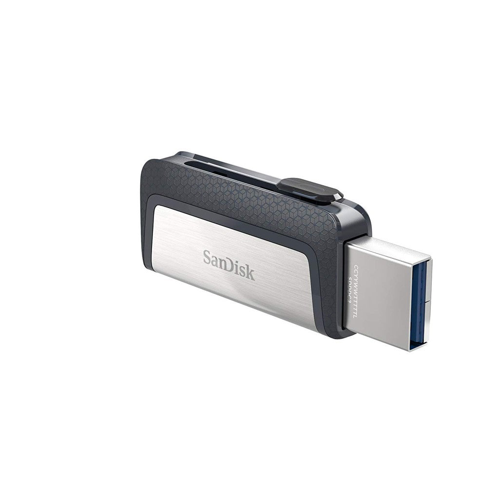 Sandisk 256GB Ultra Dual Drive Type-C USB 3.1 On-The-Go (OTG) Flash Drive