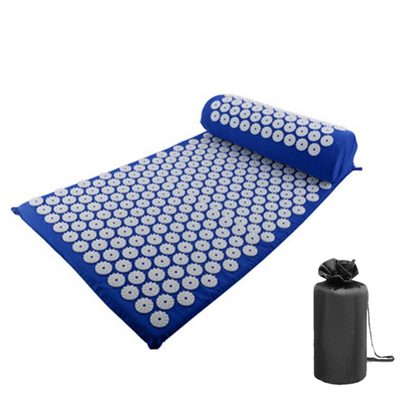 Set tapis d'acupression & coussin - LotusM™