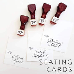 Seating Cards Gallery