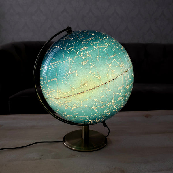 "10"" Light Up Celestial Globe"