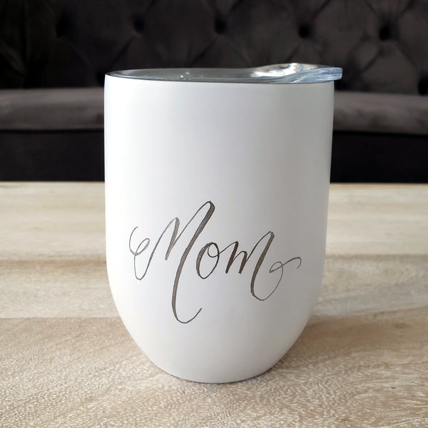Engraved Insulated Tumbler