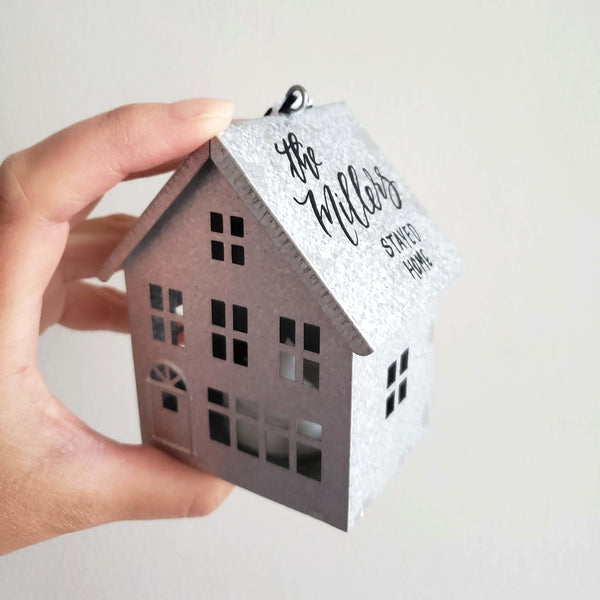 house ornament gift