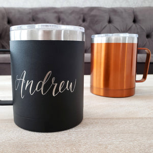 Personalized Insulated Mug