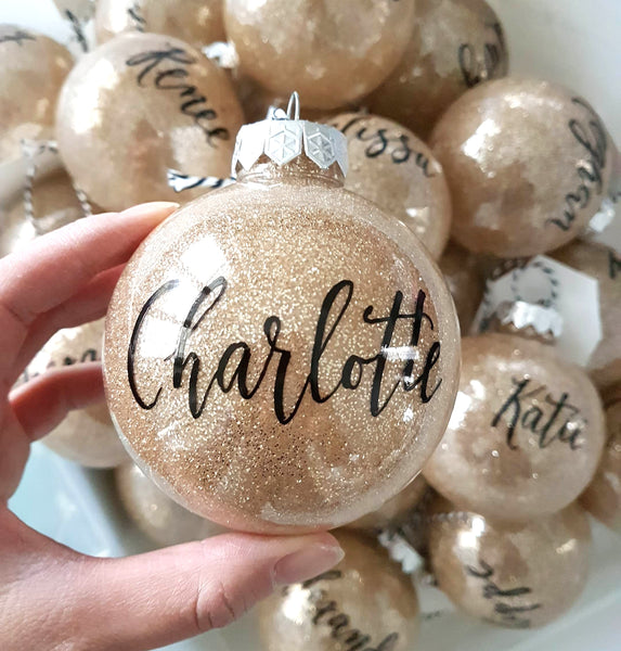 ornament gift personalized