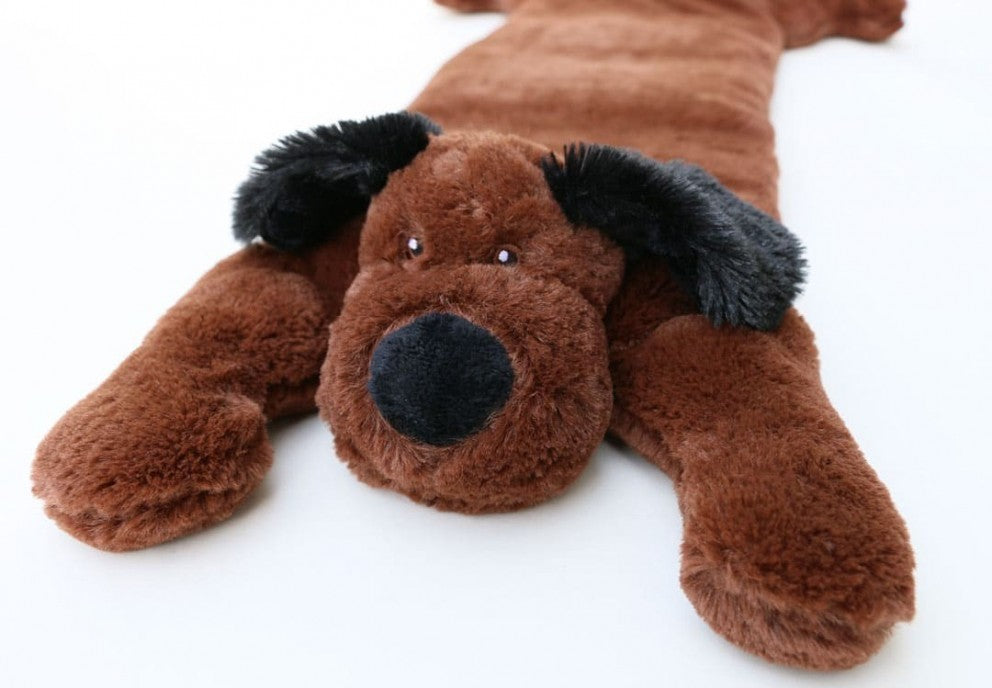 huggaroo puppy weighted lap pad