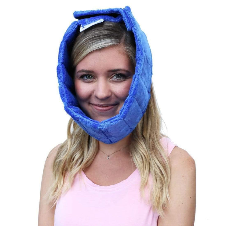 Huggaroo Cold Compress for Headache and Migraine Relief HCHWGPM2B