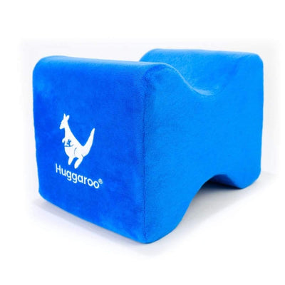 Huggaroo Pillow for Knees - Blue HKP1B