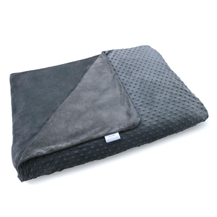 Plush Weighted Blanket (15 lb)
