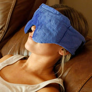 Huggaroo Warm Compress for Eyes with Aromatherapy HHCEM1AT