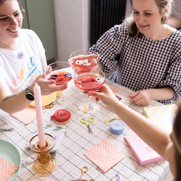 Cocktails & Crafting Party