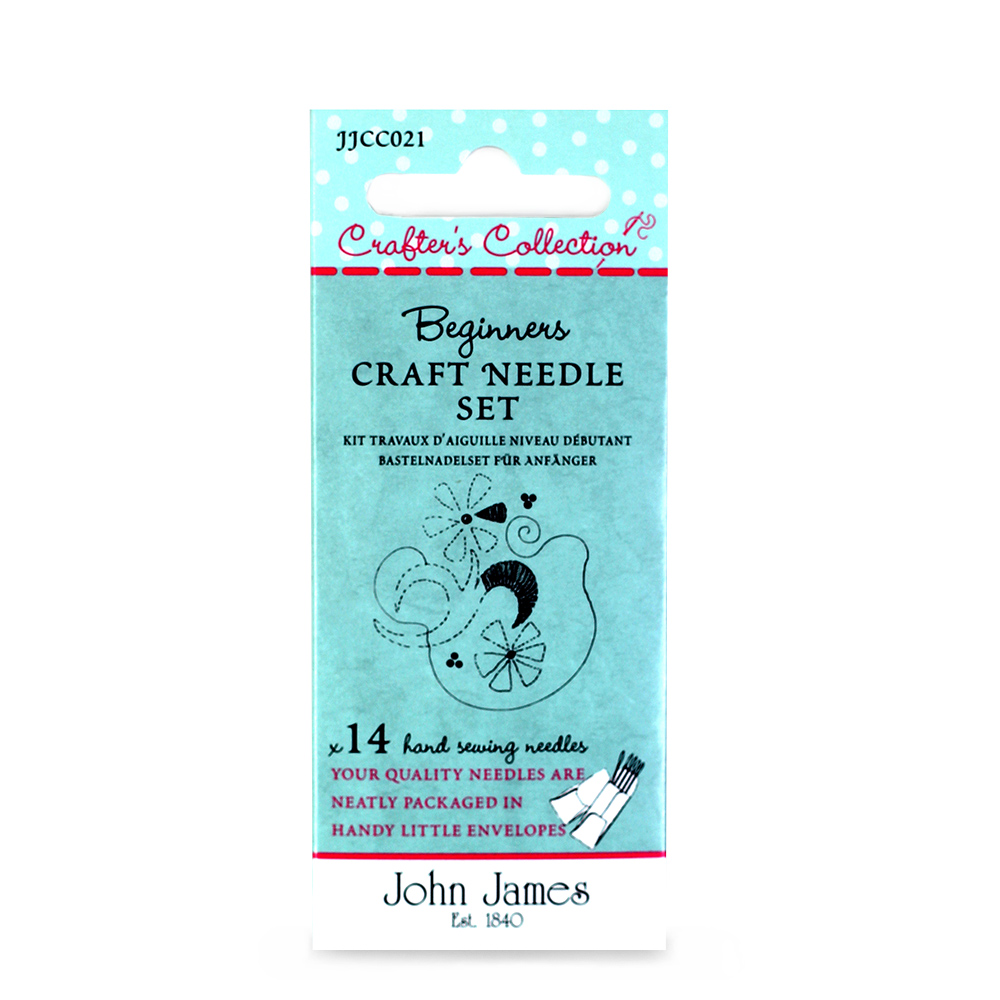 Beginners Craft Needle Set