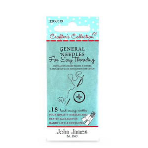 General Needles for Easy Threading