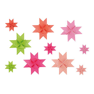 Origami (Froebel) Paper Stars