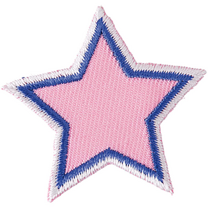 Heart, Cherry and Star Patches