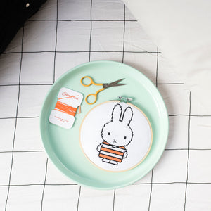 Miffy Cross Stitch Kit