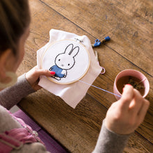 Load image into Gallery viewer, Miffy Cross Stitch Kit