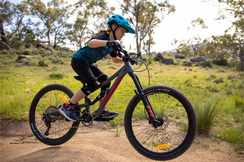 Kids MTB Clothing and Kids MTB Gear