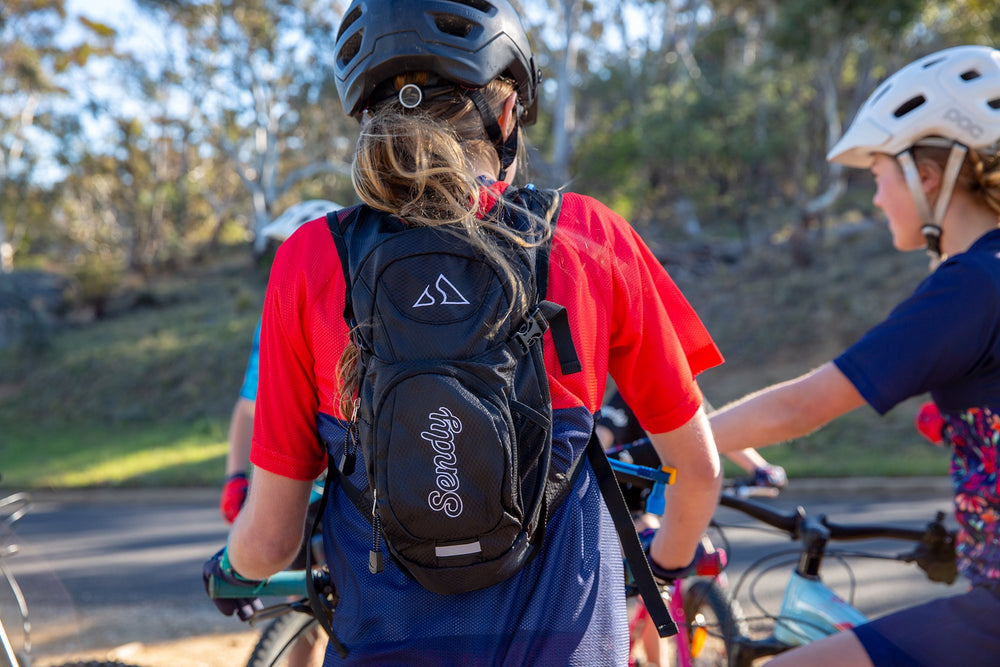 Kids Hydration MTB backpacks