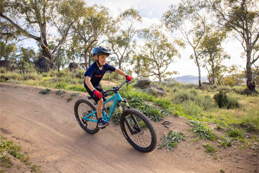 Kids Padded MTB Knicks