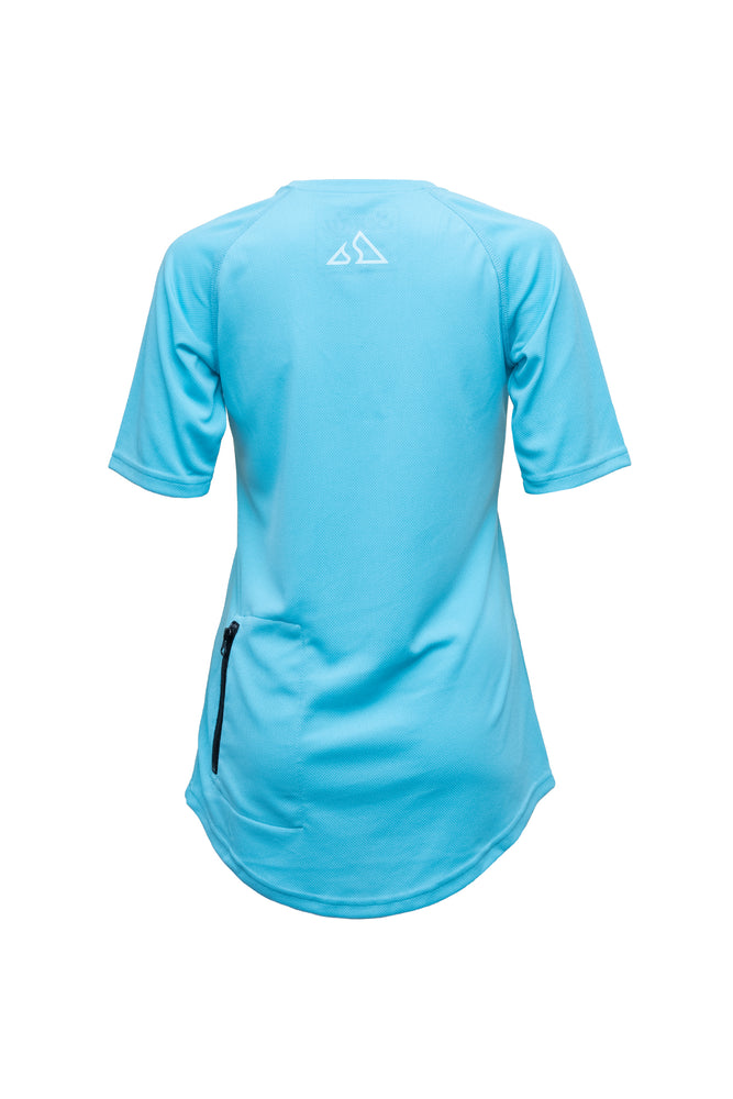 Send It Women's Short Sleeved MTB Jersey | The Gem