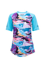Send It Women's Short Sleeved MTB Jersey | Wild Mountain