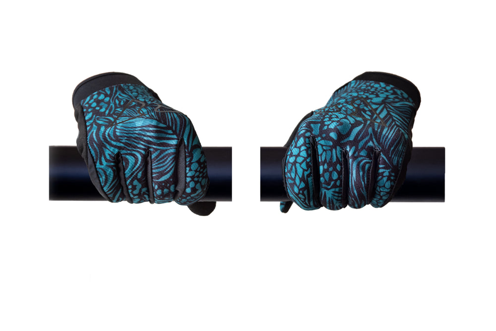 Send It Women's MTB Glove | Stealthy