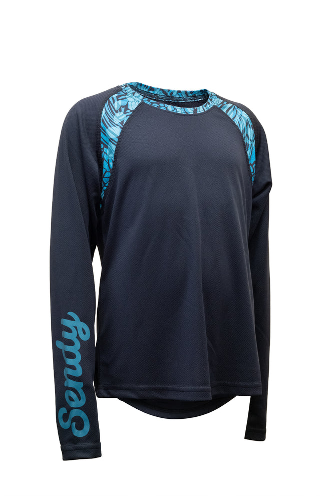 Send It Kids Long Sleeved MTB Jersey | Betty