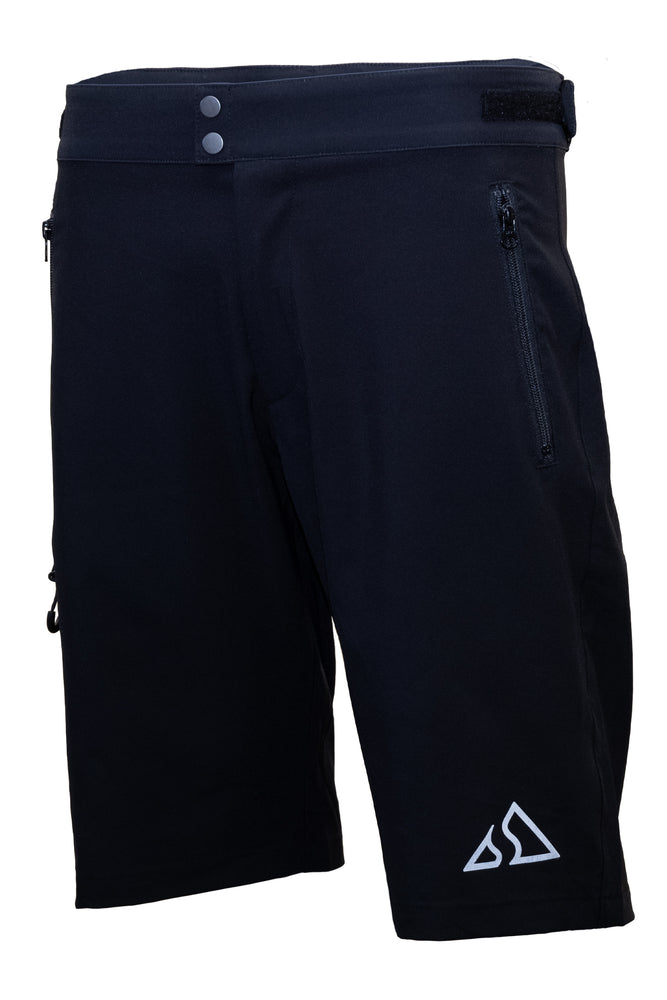 Send It Adults MTB Shorts | Bold Black