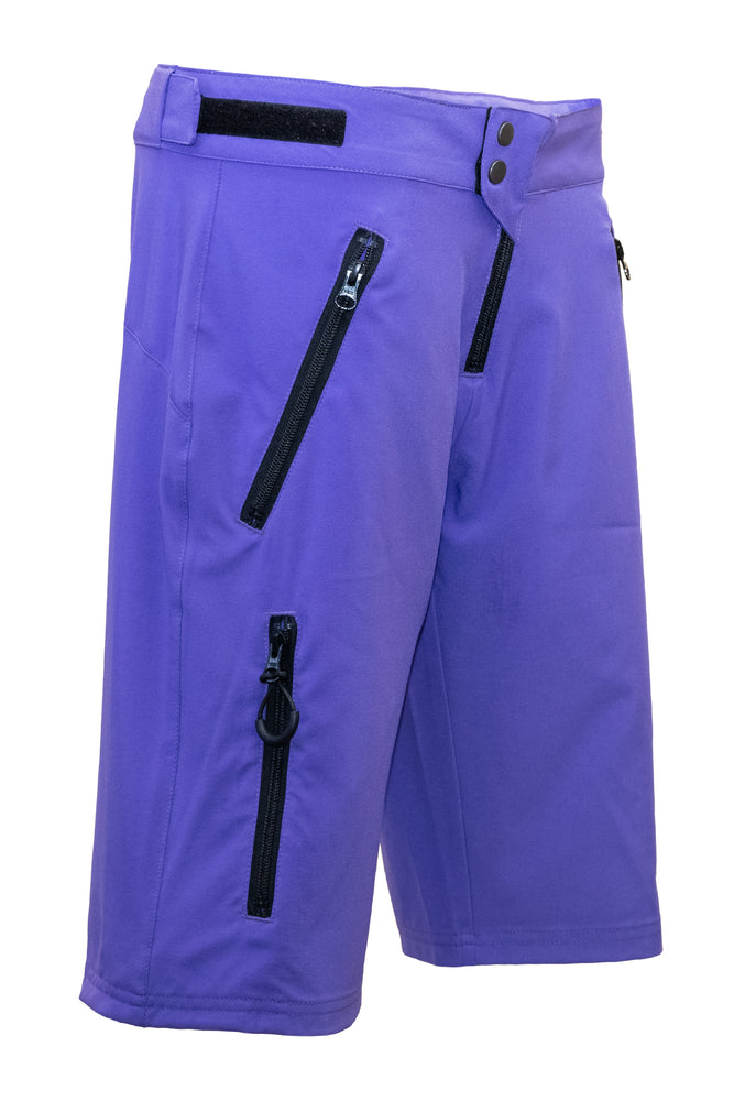 Send It Women's MTB Shorts | The Purp
