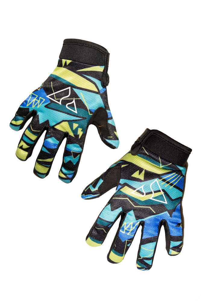 Send It Kids MTB Glove | Camo Crazy
