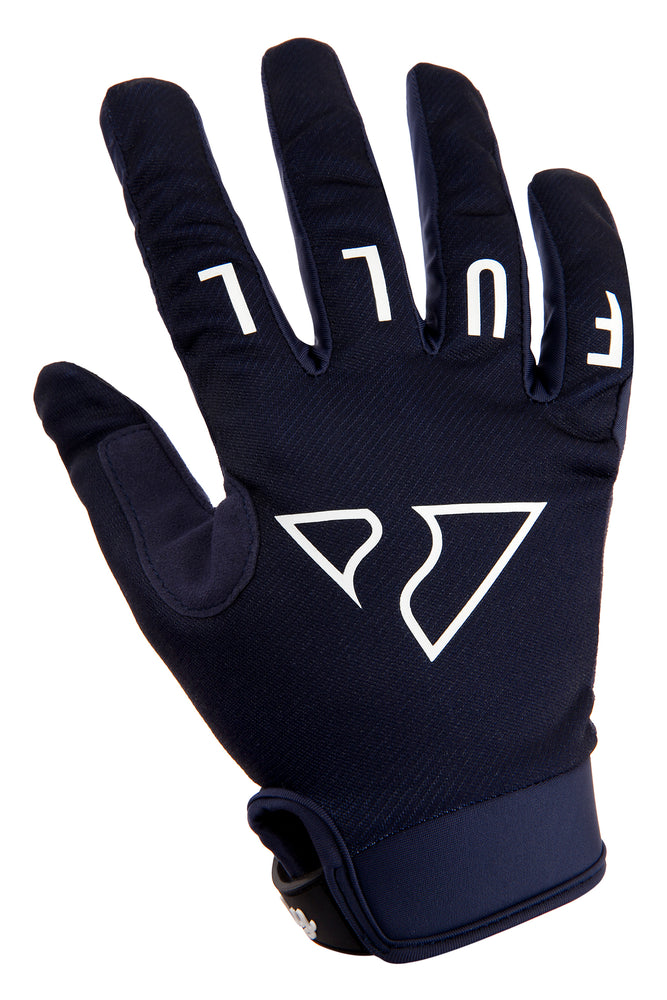 Send It Kids MTB Glove | Full Send Deep Blue