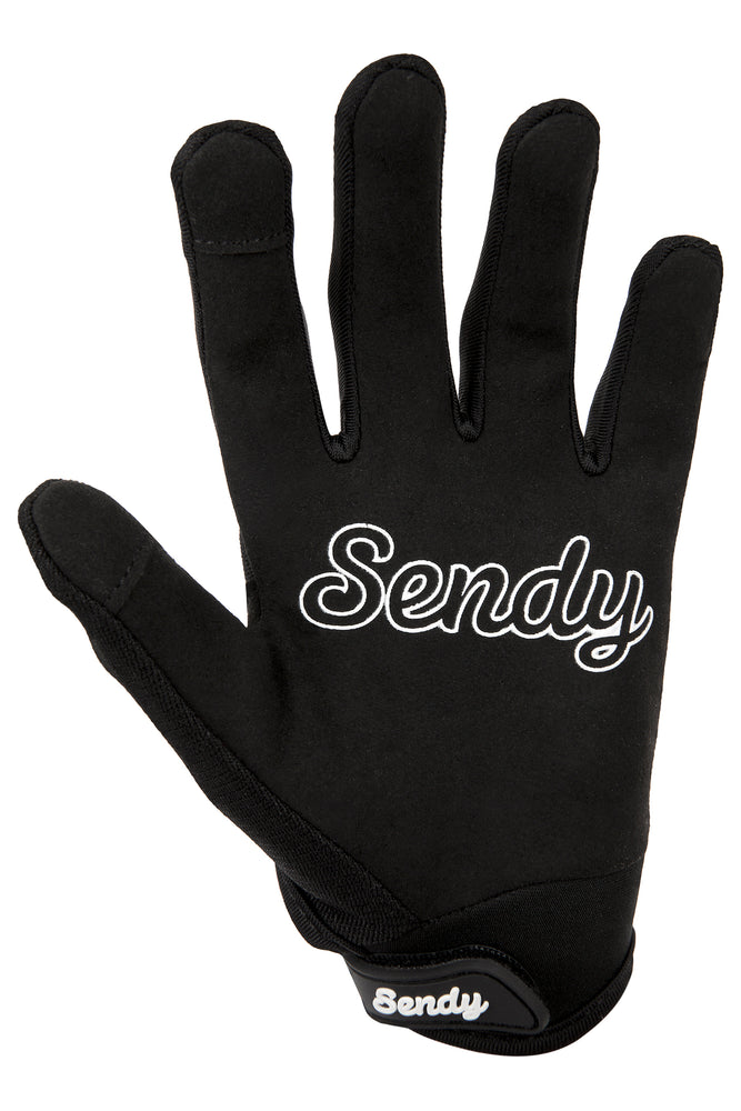 Send It Adults MTB Glove | Full Send Mono Madness