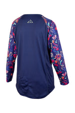 Send It Adults Long Sleeved MTB Jersey | The Wildflower