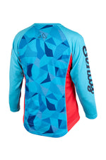 Send It Kids Long Sleeve MTB Jersey | Whacko Camo