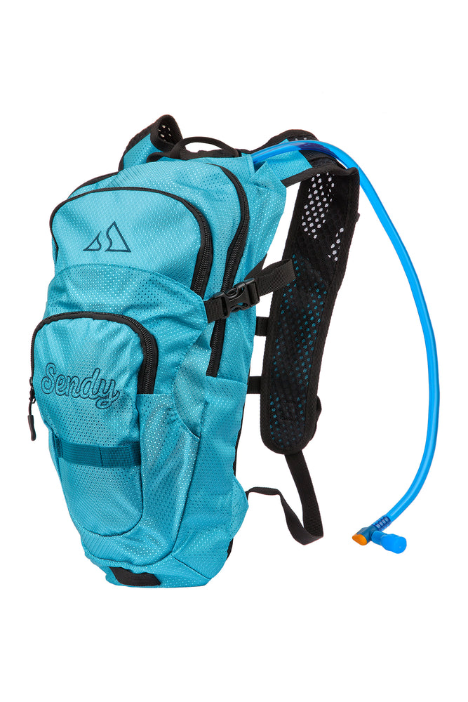 Sendy H2O Adults Hydration Backpack | Big Blue