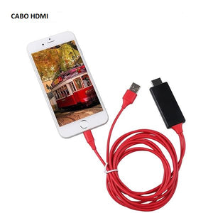 Cabo Iphone HDMI Para TV