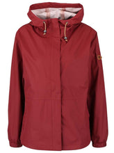 Load image into Gallery viewer, RAINCOAT MARSTRAND - MAYAN RED