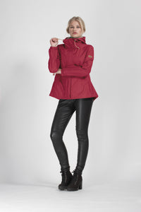 RAINCOAT MARSTRAND - MAYAN RED