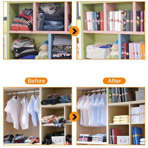 FOLDING CLOTHES EASILY(ON SALES!BUY MORE AND EARN MORE!)