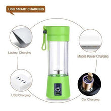 Load image into Gallery viewer, Portable USB Electric Juicer