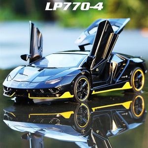 1:32 Lambor Alloy Sports Car Model LP770 - 65%OFF!!!