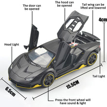 Load image into Gallery viewer, 1:32 Lambor Alloy Sports Car Model LP770 - 65%OFF!!!
