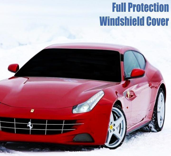 [Hot Selling 10,000 Items]Freedom Full Protection Windshield Cover