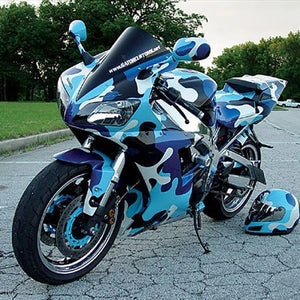 Motorcycle Camo Wrap🔥50% OFF TODAY