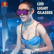 Load image into Gallery viewer, NEW Arrival - LED Light Glasses