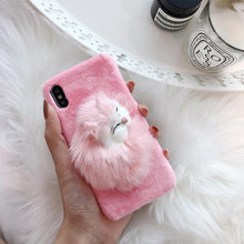 Load image into Gallery viewer, 3D Kitten Cute iPhone Case