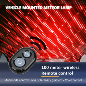 Coolest Car Atmosphere Ambient Star Lights ( Voice Control )