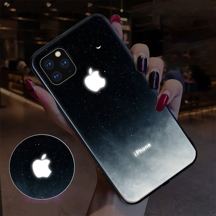 Glowing LED Call Flash Glass Case (50% OFF)🔥BUY 2 FREE SHIPPING🔥